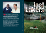 Lost Lakers Cover